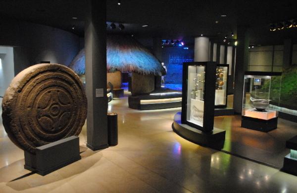 Regio Cantabrorum  MUPAC - Museo de Prehistoria y Arqueologia de Cantabria